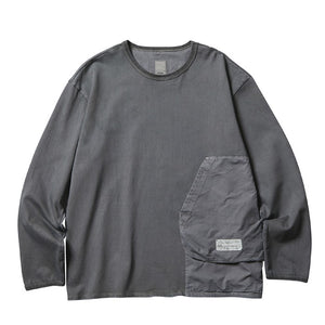 Liberaiders OVERDYED SHOOTING L/S TEE