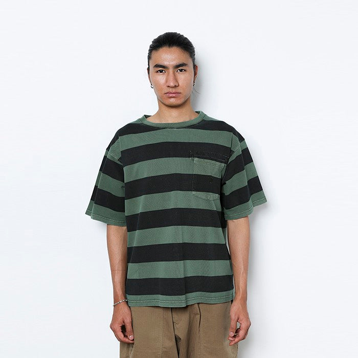 Liberaiders OVERDYED STRIPED TEE
