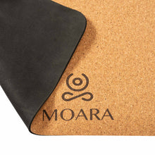 Load image into Gallery viewer, Moara Premium Cork Yoga Mat