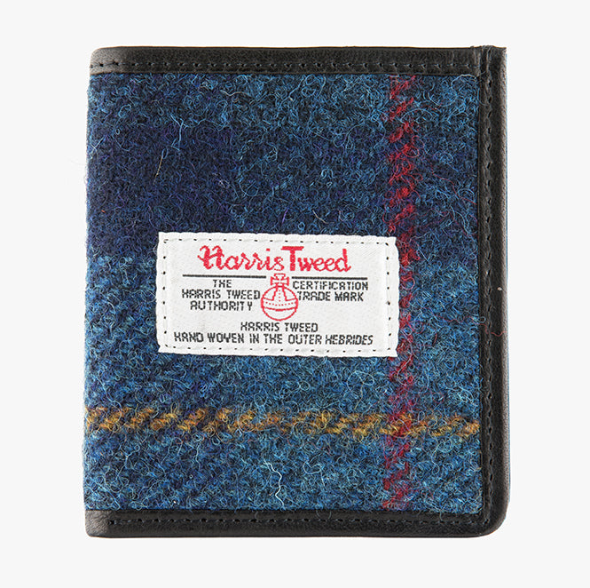Harris Tweed Card and Note Holder