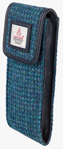 Harris Tweed Glasses Case