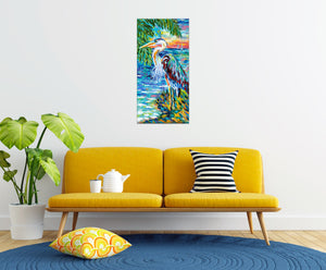 Beach Comber | Canvas Print