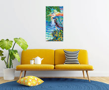 Load image into Gallery viewer, Beach Comber | Original Acrylic Painting
