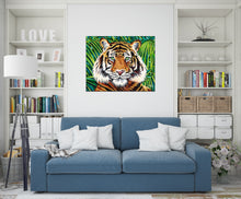 Load image into Gallery viewer, Bold Tiger | Original Acrylic Painting