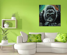Load image into Gallery viewer, Colo the Gorilla | Canvas Print