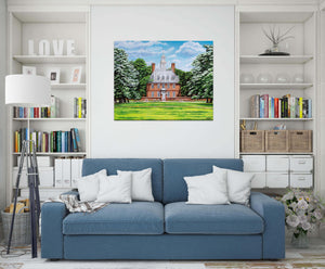 Governor's Palace | Canvas Print
