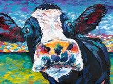Load image into Gallery viewer, Dairy Cow | Canvas Print