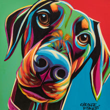Load image into Gallery viewer, Doberman | Canvas Print
