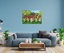 Load image into Gallery viewer, Fife & Drum | Canvas Print
