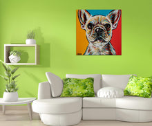 Load image into Gallery viewer, French Bulldog II | Canvas Print