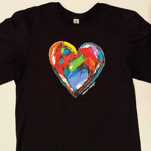 Colorful Heart | T-Shirt
