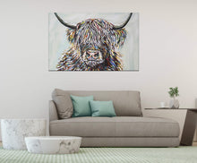 Load image into Gallery viewer, Highland Cattle II | Canvas Print