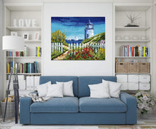 Load image into Gallery viewer, Light House Retreat | Canvas Print