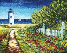 Load image into Gallery viewer, Light House | Original Acrylic Painting