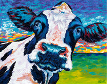 Load image into Gallery viewer, Pasture Cow | Canvas Print