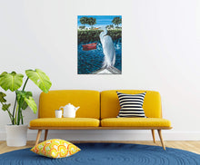 Load image into Gallery viewer, Peaceful Egret | Canvas Print
