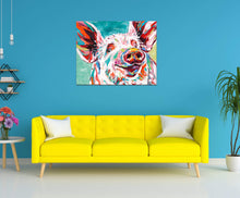 Load image into Gallery viewer, Piggy | Canvas Print