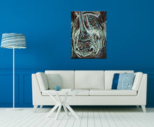 Load image into Gallery viewer, Powerful Rhino | Canvas Print