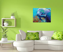 Load image into Gallery viewer, Sea Sweetheart | Canvas Print