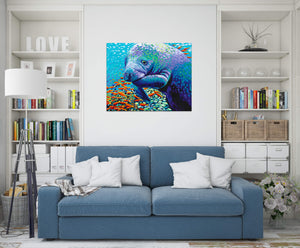 Sea Sweetheart | Canvas Print