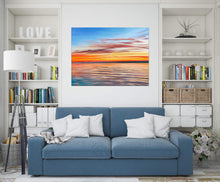 Load image into Gallery viewer, Tranquil Sky | Canvas Print