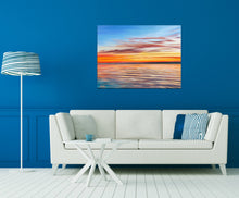 Load image into Gallery viewer, Tranquil Sky | Original Acrylic Painting