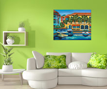 Load image into Gallery viewer, Tropical Rendezvous II | Canvas Print