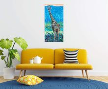 Load image into Gallery viewer, Wild Giraffe II | Canvas Print