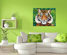 Load image into Gallery viewer, Wild Tiger | Canvas Print