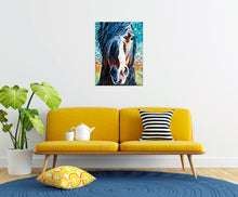 Load image into Gallery viewer, Wild Horse | Original Acrylic Painting
