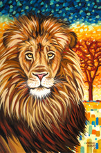 Load image into Gallery viewer, Wild Lion | Canvas Print