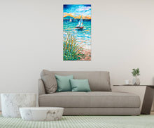 Load image into Gallery viewer, Wind in my Sail | Canvas Print