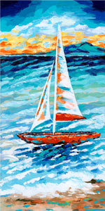 Sailboat | Canvas Print