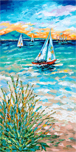 Wind in my Sail | Canvas Print
