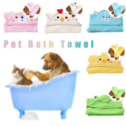 Pajamas Drying Towel For Dogs