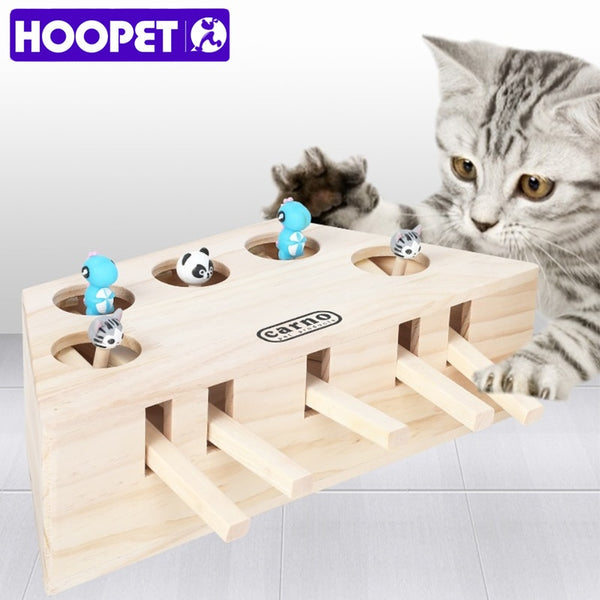 HOOPET Cat Interactive Pet Cat Toy Play Catch Toy Playing Exercise Toys Pet Products