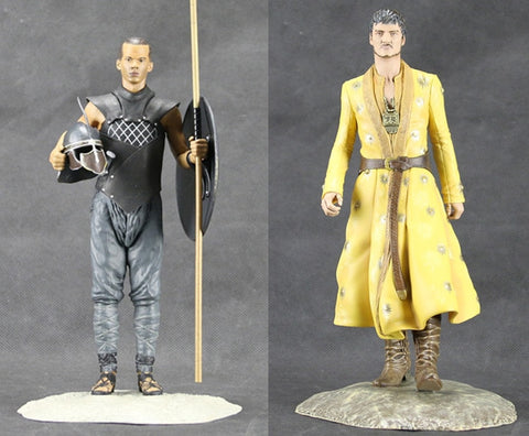 "Dark Horse Game of Thrones Deluxe Grey Worm Oberyn Martell HBO TV Series 9.3"" Figure Figurine"