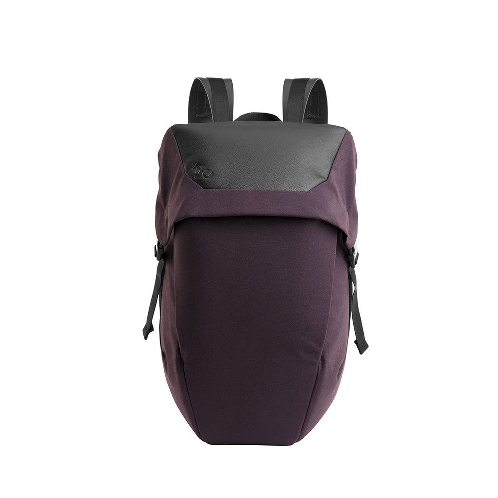 RYU Bags Locker Pack LUX 24L in Blackened Port