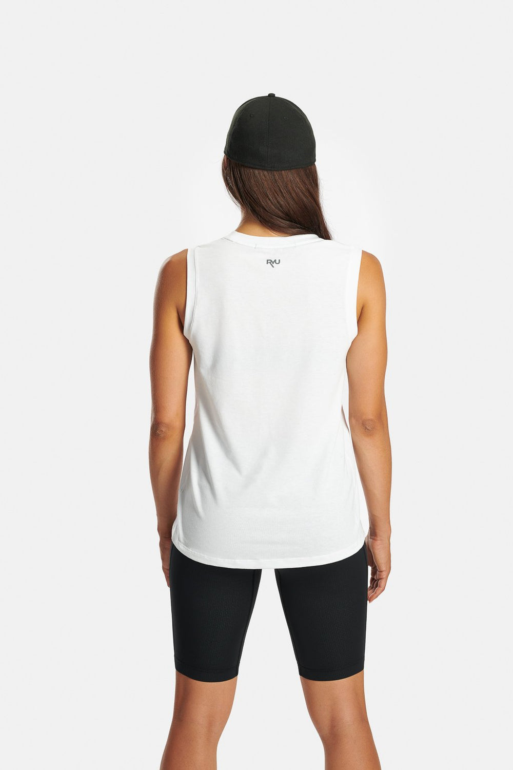 RYU Womens Standard Issue Tank in White