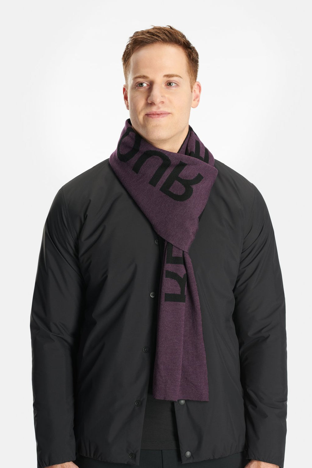 RYU Accessories Respect Scarf in Ink Blue