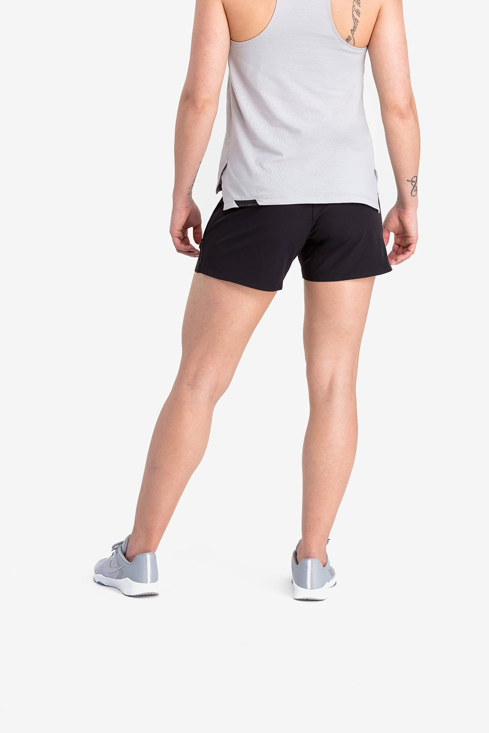 RYU Womens Power Short in Black