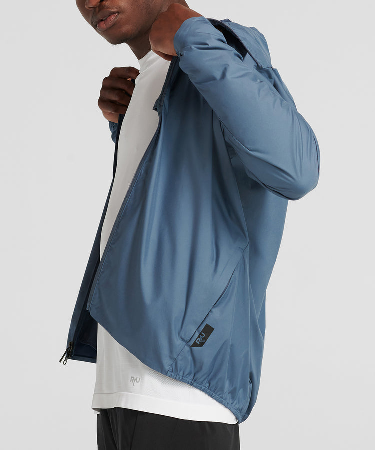 MEN'S WIND SHELL JACKET GRAPHIC