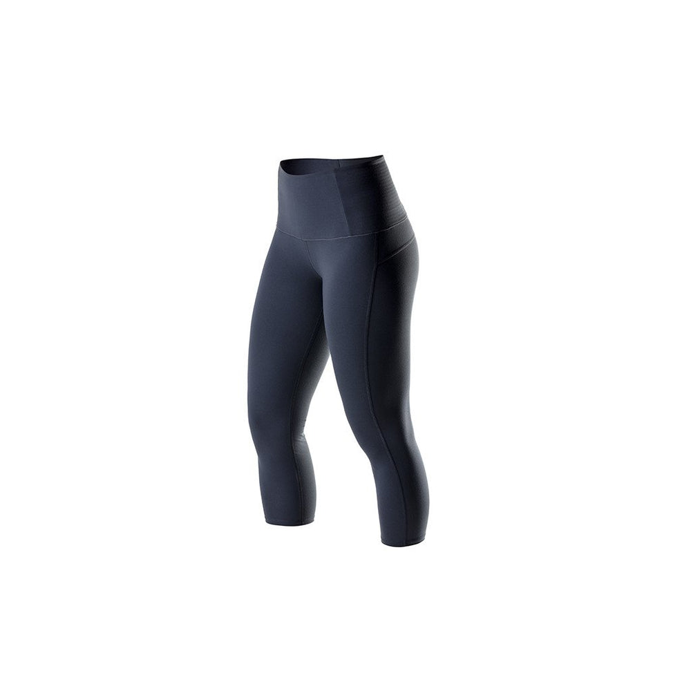 RYU Womens Tough Capri - Interlock HiRise in Asphalt