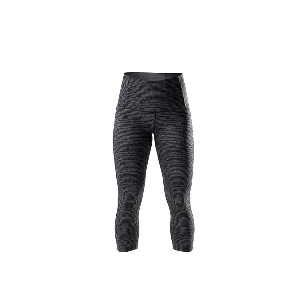 RYU Womens Tough Capri - Interlock HiRise in