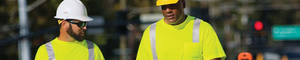 Men's Hi Vis Safety Apparel