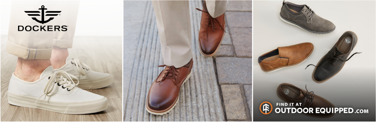 Dockers Footwear on OutdoorEquipped.com