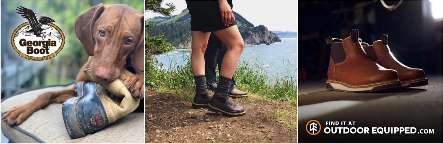 Georgia Boots on OutdoorEquipped.com