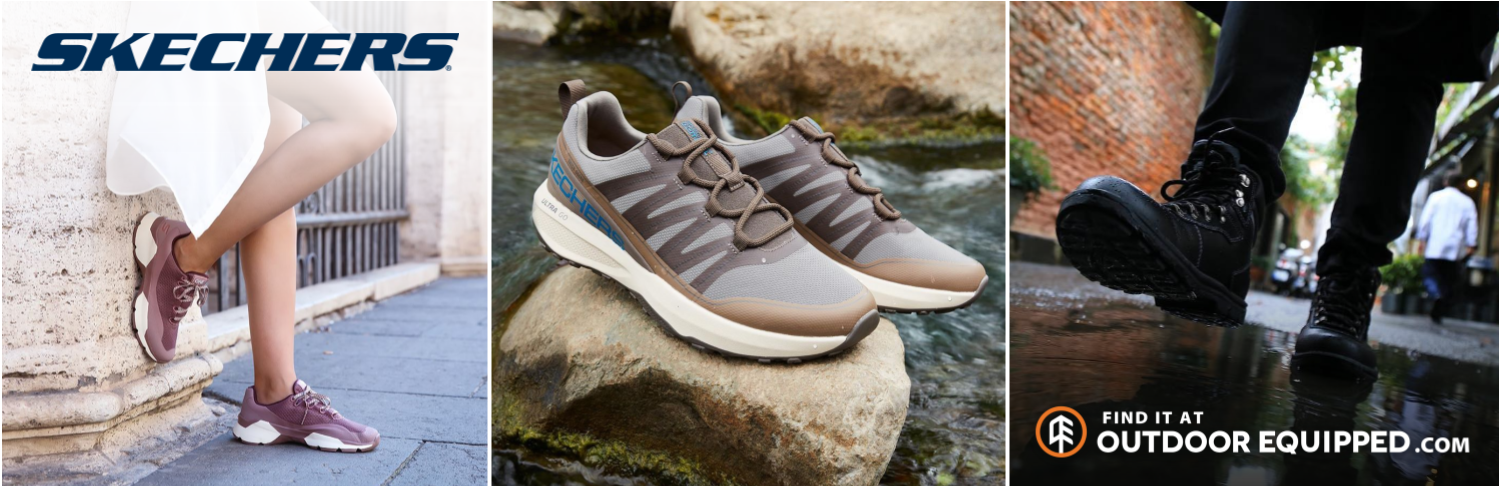 Skechers Shoes on OutdoorEquipped.com