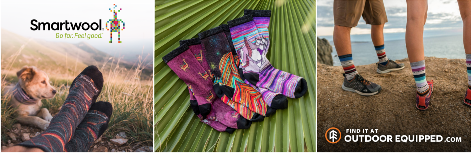 Smartwool Socks on OutdoorEquipped.com