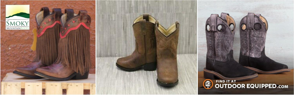 smoky mountain western boots